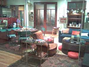 Set of Will & Grace