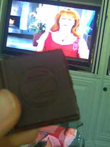Espresso Dark Chocolate And Kathy Griffin