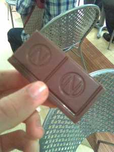 Newman's Own Organic Milk Chocolate