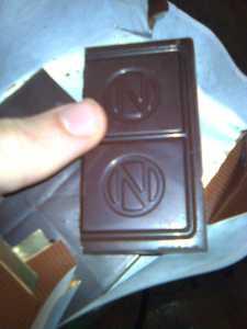 Newman's Own Organic Espresso Dark Chocolate