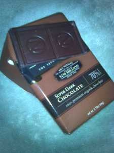 Newman's Own Organic Super Dark Chocolate