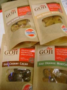 Goji Gourmet Cookies
