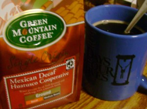 Green Mountain Single Origin Mexican Decaf