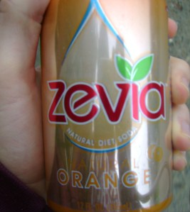 Orange Zevia