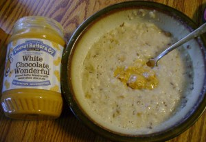 Kashi Vanilla Creamy Oatmeal With White Chocolate Wonderful