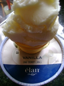 Elan Vanilla Frozen Yogurt