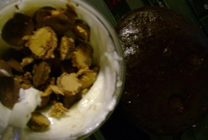Oikos With TJ Mini PB Cups, Chocolate Vitatop