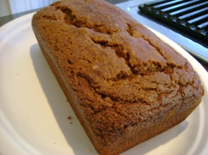 Recipe: Moist Moist Pumpkin Bread
