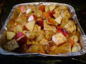 Recipe: Vegan Apple Crisp