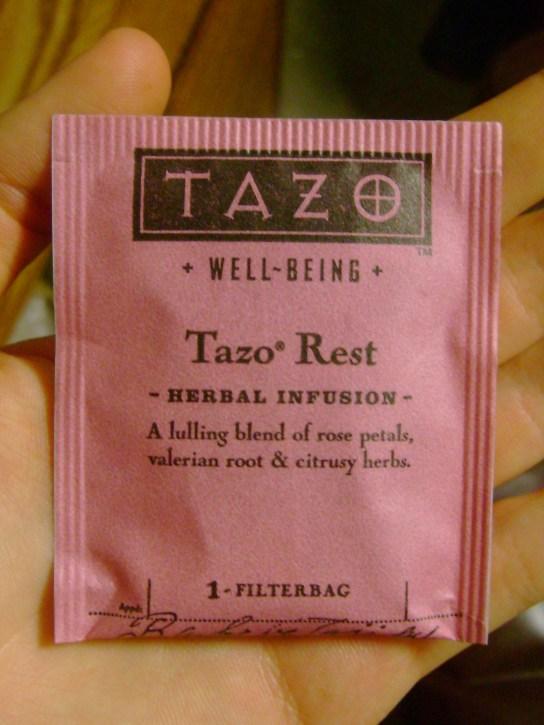 Tazo Rest