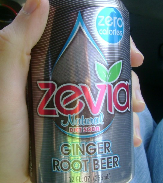 Root Beer Zevia
