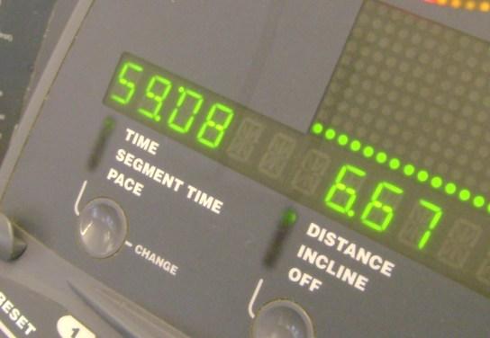 10 Miles In 1:29:04