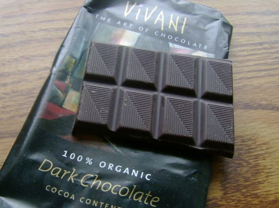 Vivani 72% Dark Chocolate