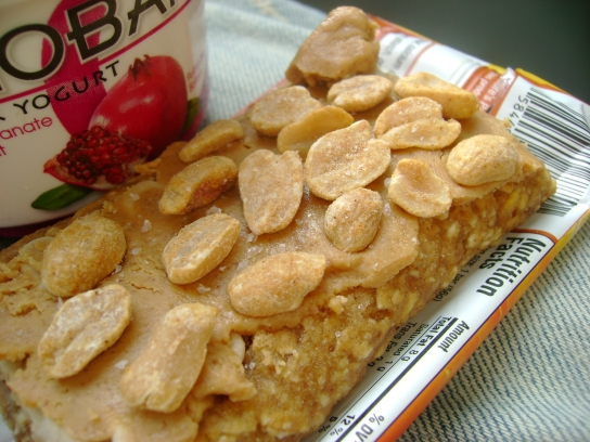 Nature's Path Peanut Energy Bar With Butter Toffee And Peanuts
