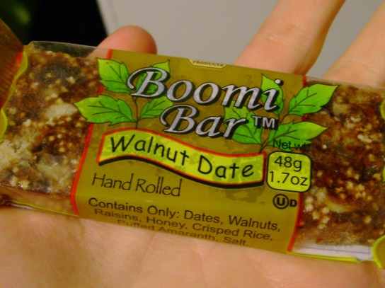 Walnut Date Boomi Bar
