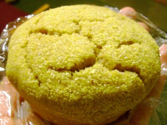 Maple Jalapeno Gluten-Free Muffin