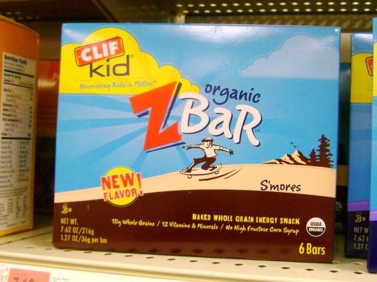 S'mores Z-Bars