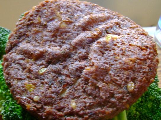 Wildwood Southwest Veggie Burger