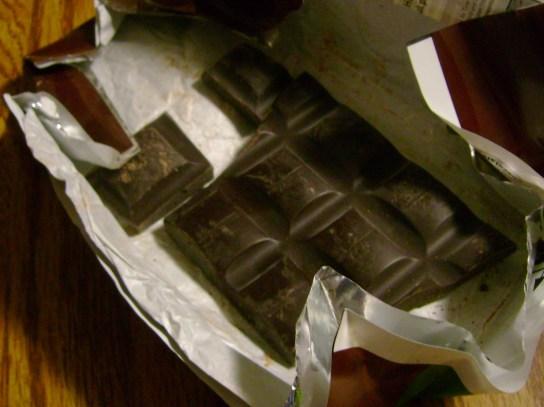 Endangered Species Deep Forest Mint Dark Chocolate