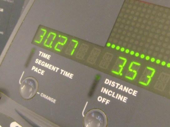 10.5 Miles In 90:27