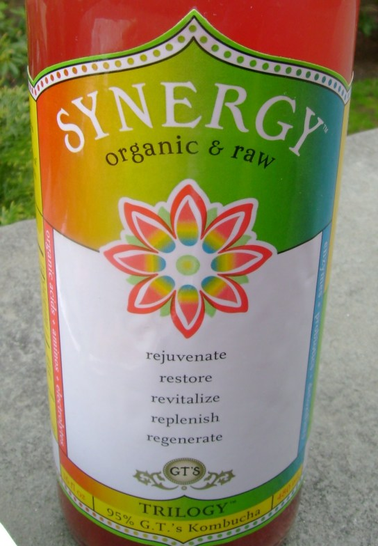 Trilogy Synergy Kombucha