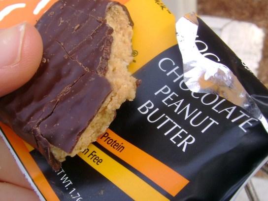 Chocolate Peanut Butter Zing