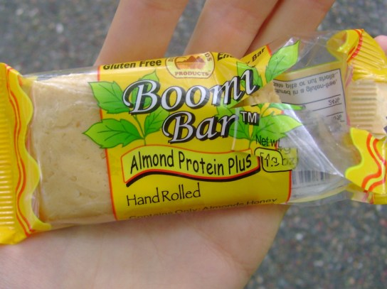 Almond Protein Plus Boomi Bar