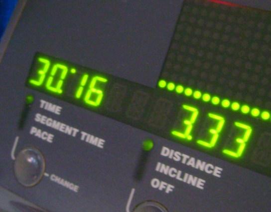 10 Miles In 90:16