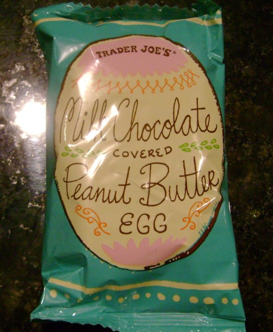 Milk Chocolate Peanut Butter Covered Egg