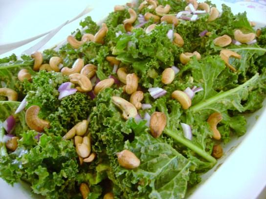 Irawnic Salad