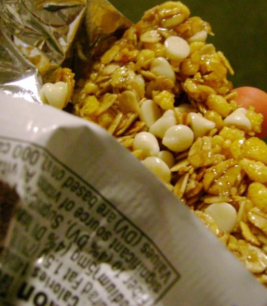 Cascadian Farms Organic Vanilla Chip Bar