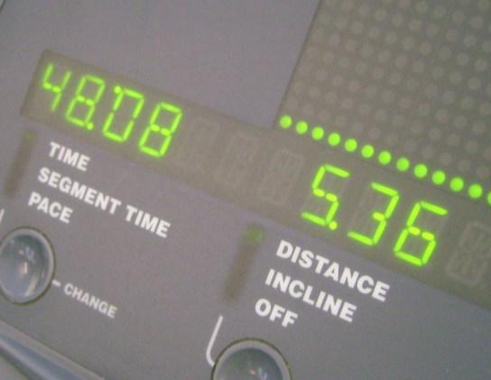 12 Miles In 1:48:08