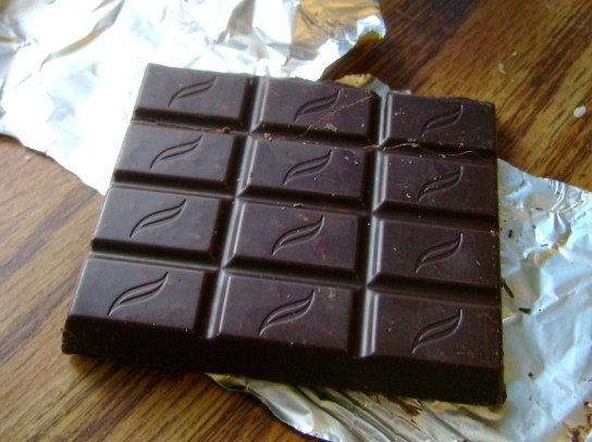 Green & Black's Ginger Chocolate