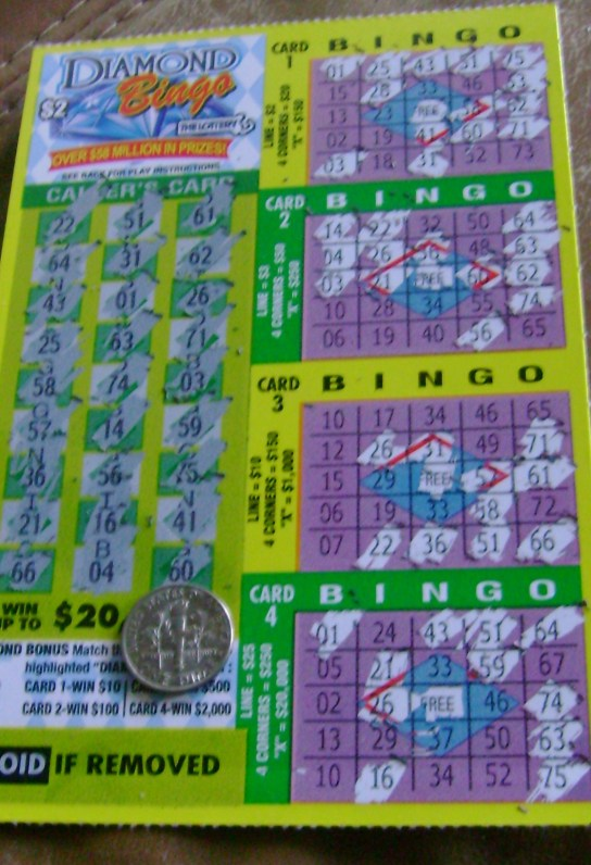 Scratch Ticket