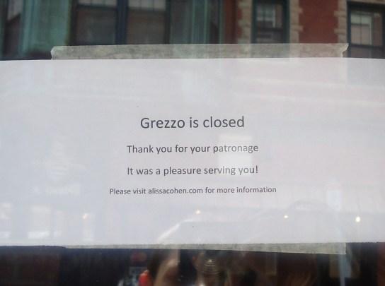 """""""Grezzo Is Closed"""""""