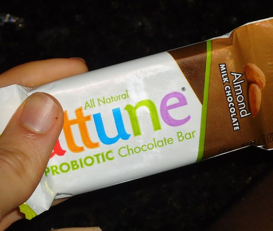 Almond Milk Chocolate Attune