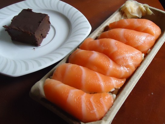 Sushi And Fudge