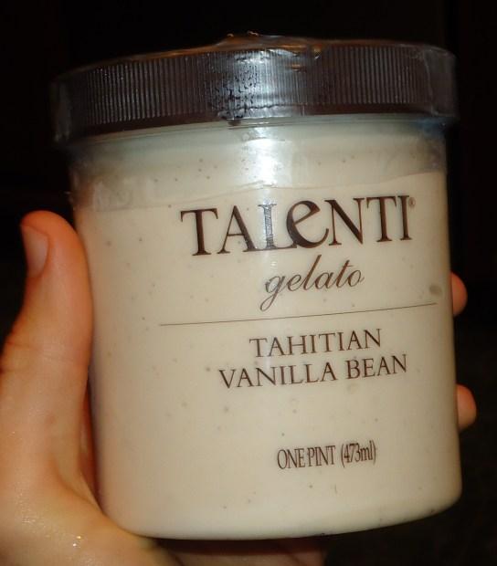 Talenti Tahitian Vanilla Bean Gelato