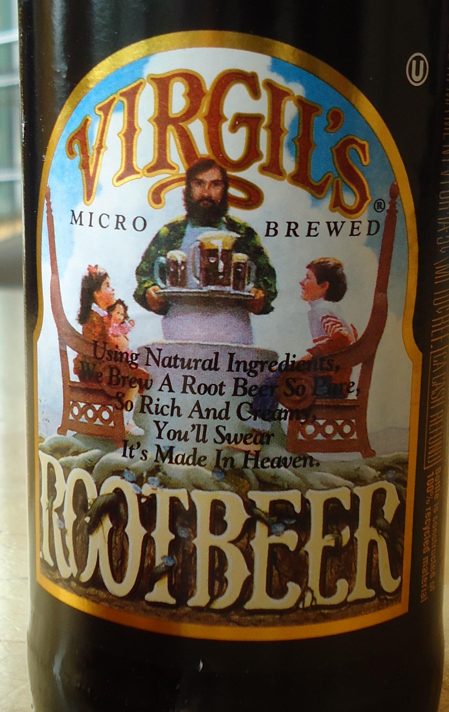 Whole Foods Virgil Root Beer
