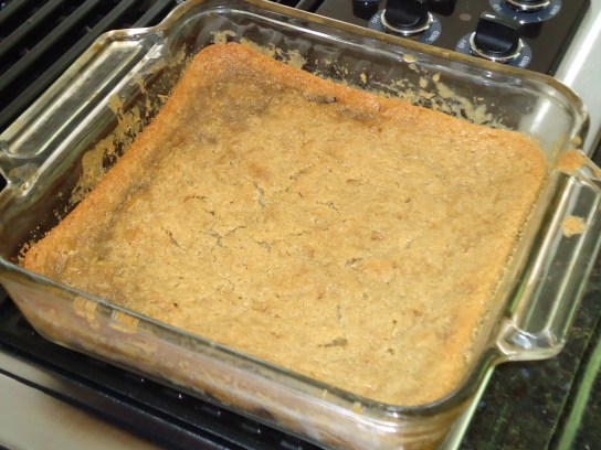 Recipe: Extra Special Blondies