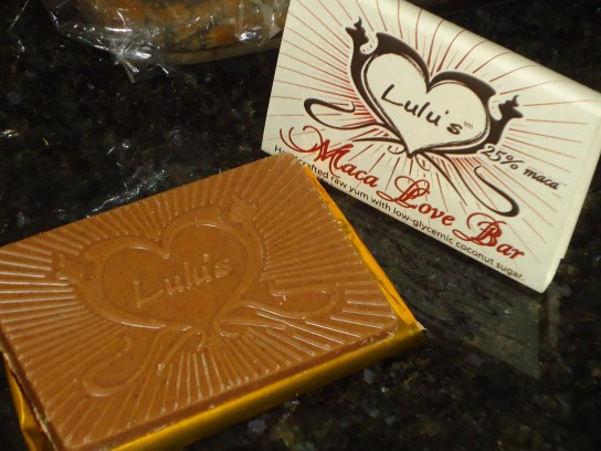 Lulu's Maca Love Bar