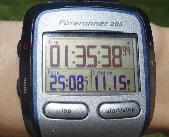 11.15 Miles