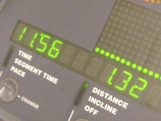 8 Miles In 71:56