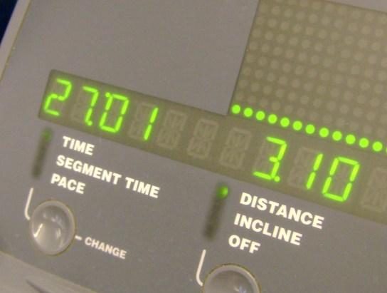 10 Miles In 87:01