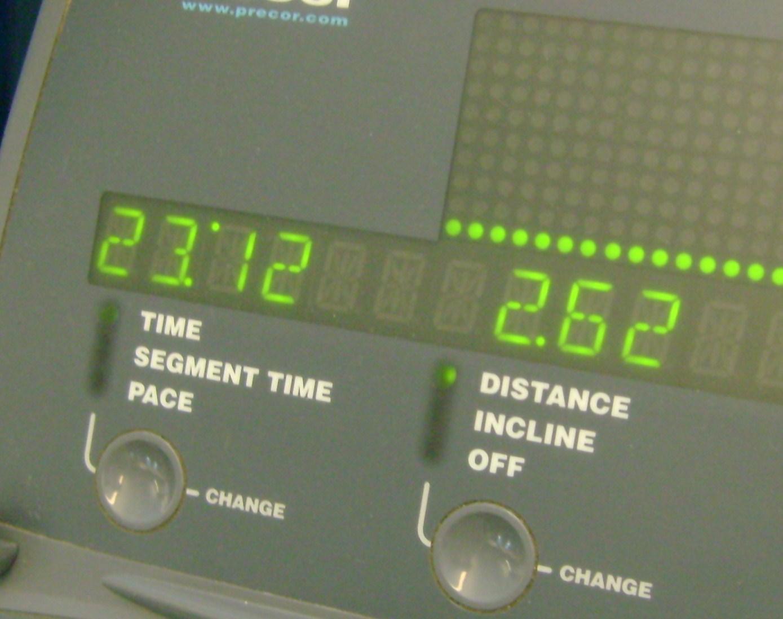 9.5 Miles In 83:12