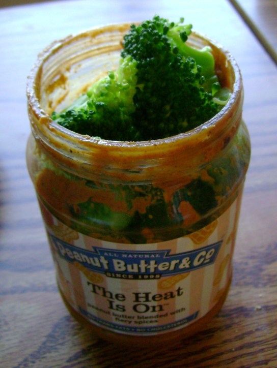 Broccoli In A Jar