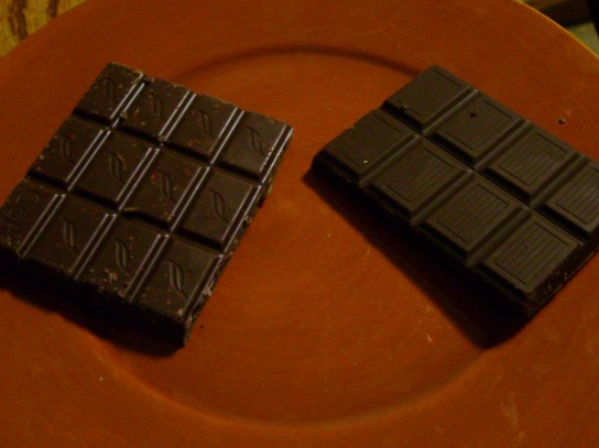 Ginger Green & Black's Chocolate And Dark Chocolate Mint Alter Eco