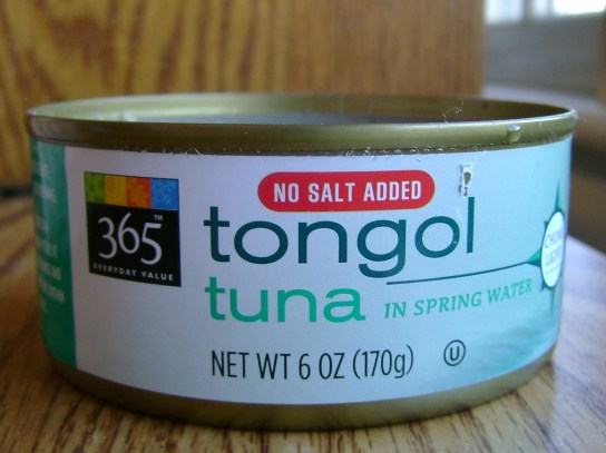 Whole Foods Canned Tuna