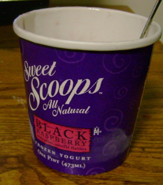 Sweet Scoops Black Raspberry