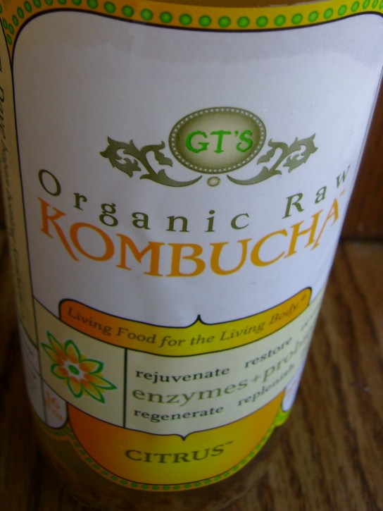 Citrus Kombucha